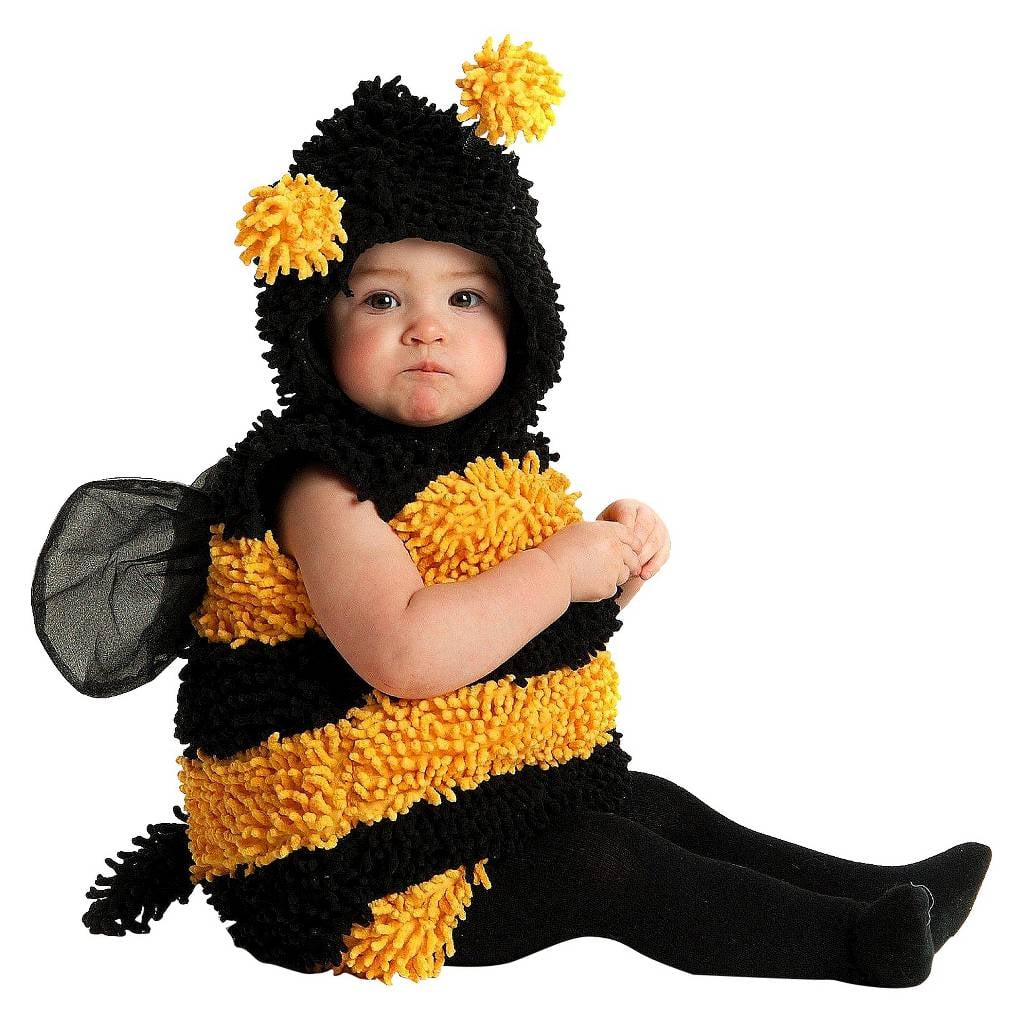 Infant Kidsu0027 Stinger Bee Costume  sc 1 st  Popsugar & Infant Kidsu0027 Stinger Bee Costume | Animal Halloween Costumes For ...