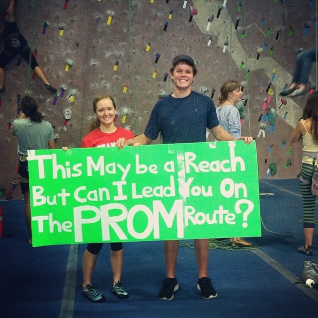 Christmas Homecoming Proposal.How To Ask A Girl To Prom Popsugar Love Sex