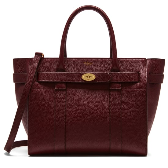 New Mulberry Zipped Bayswater Bag