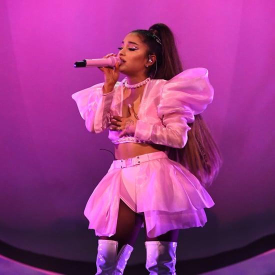 Ariana Grande Hair Barrettes