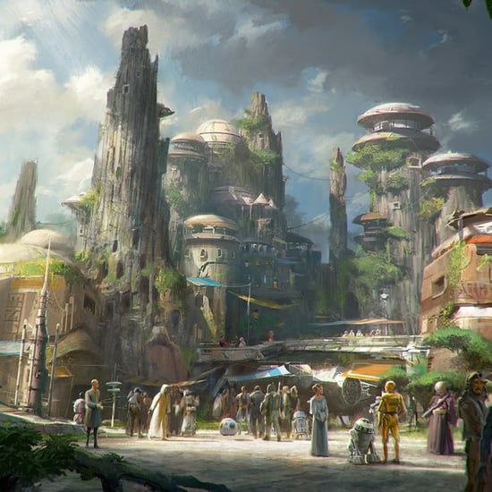 Disney's Star Wars Galaxy's Edge Pictures