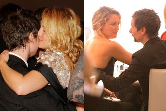 Kate Hudson Kissing Matt Bellamy At Elle's Women In Hollywood Party In LA