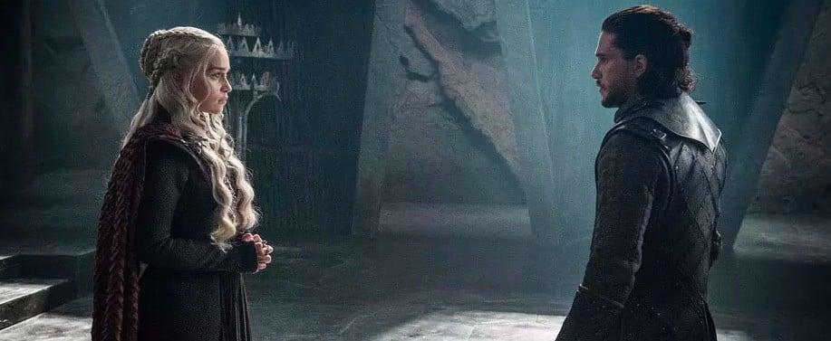 Jon Snow vs. Daenerys Targaryen Hair