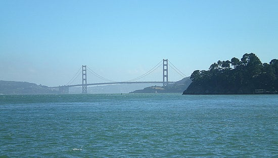 Cool Capture Reader Entry: A Coolpix View of the Bay