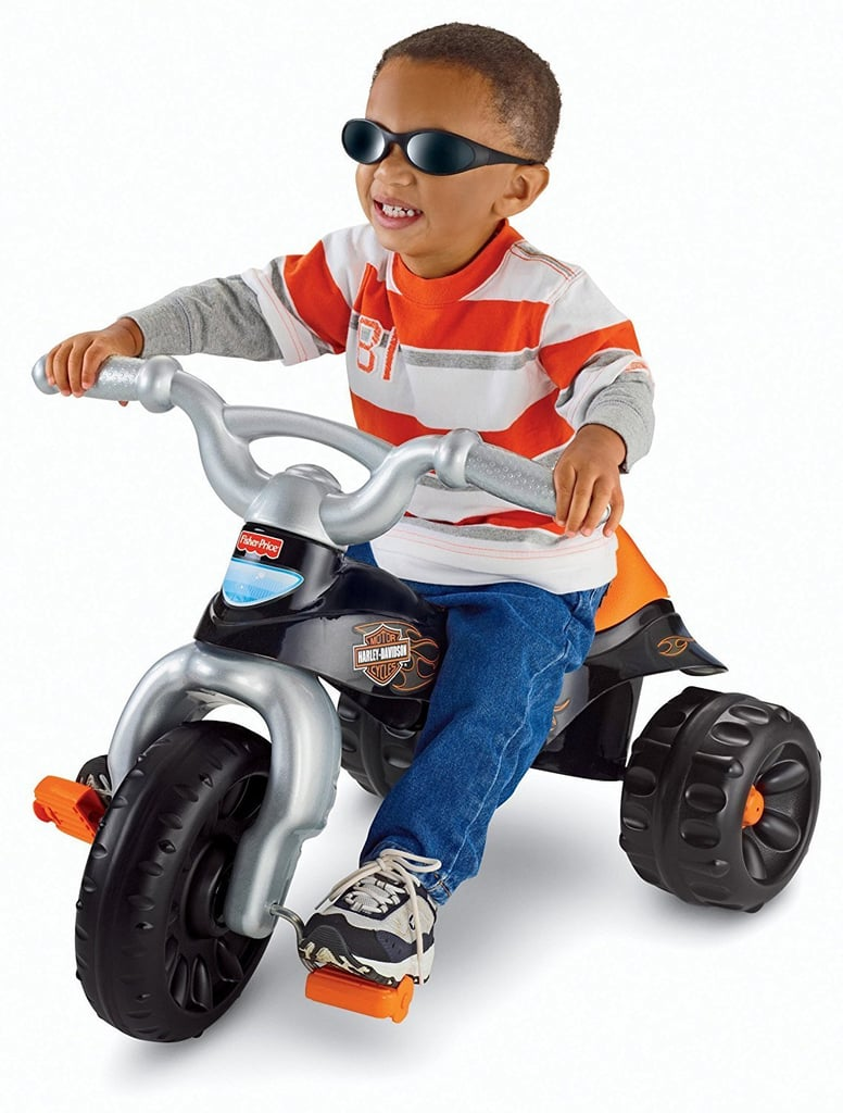 For 3-Year-Olds: Fisher-Price Harley-Davidson Tough Trike
