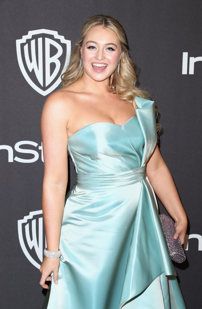 Iskra Lawrence Dresses at Golden Globes Afterparty 2019