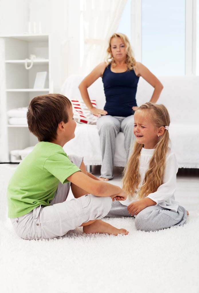 Solutions For Sibling Fighting