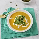 Butternut Squash and Red Curry Soup
