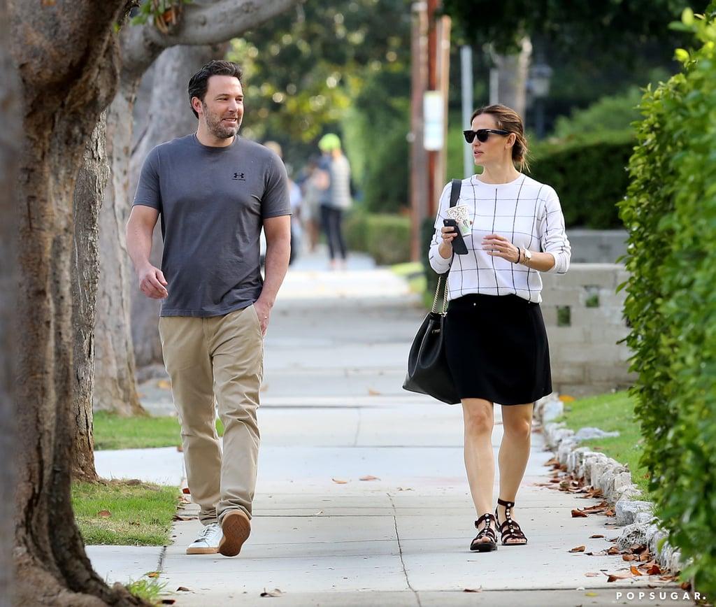Ben Affleck and Jennifer Garner Together After Breakup