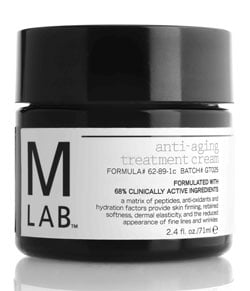 Look Younger Anti-Ageing Treatment Cream M-Lab. Fight Wrinkles and Adult Acne.