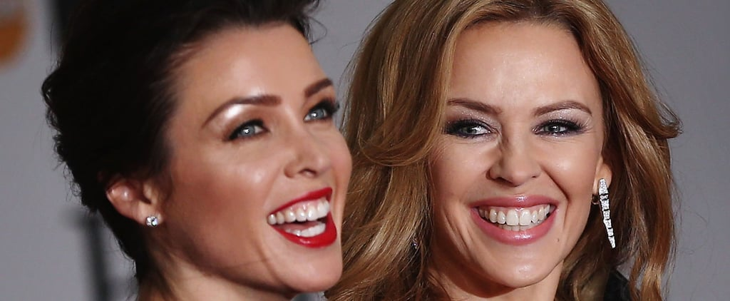 Beauty Looks From The 2014 Brit Awards