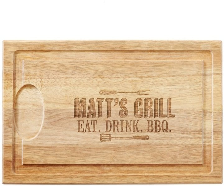 cutting personalized board grill creations personal masters gift father fun popsugar