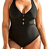 FlatterMe Rosa One-Piece Swimsuit