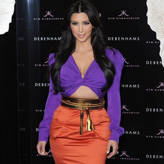 Kim Kardashian's Wedding Fitness and Diet Plans