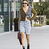 Gigi Hadid's Cardigan