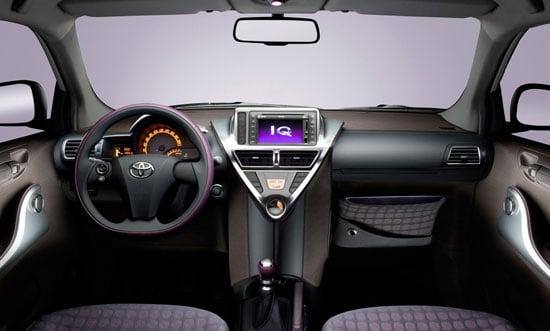 Toyota IQ Revealed at Geneva Auto Show