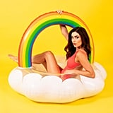 Firebox Rainbow Cloud Pool Float