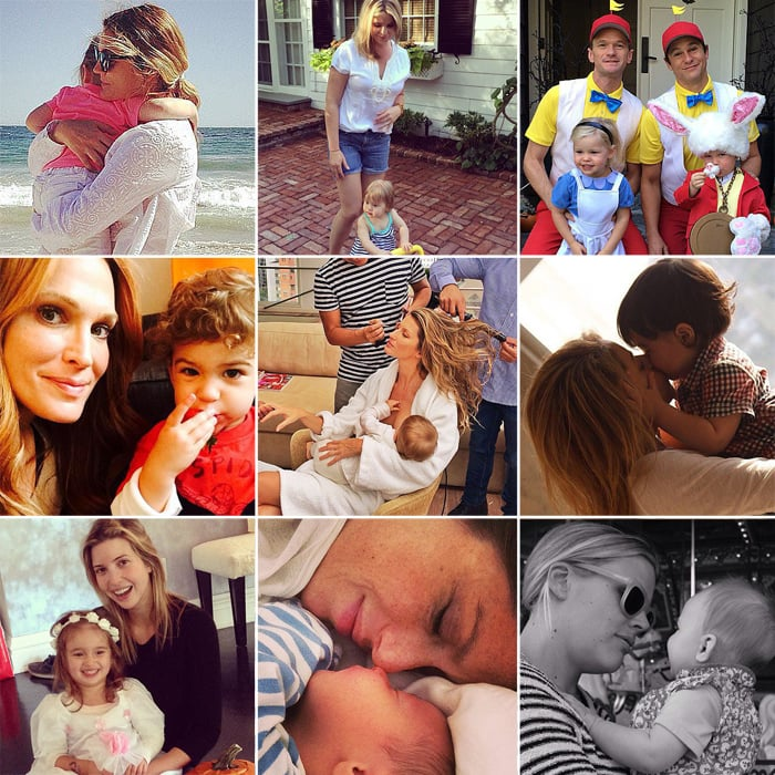 Celebrity Moms Who Post on Instagram