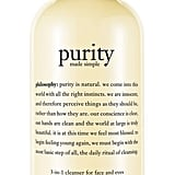 Philosophy Purity One-Step Facial Cleanser