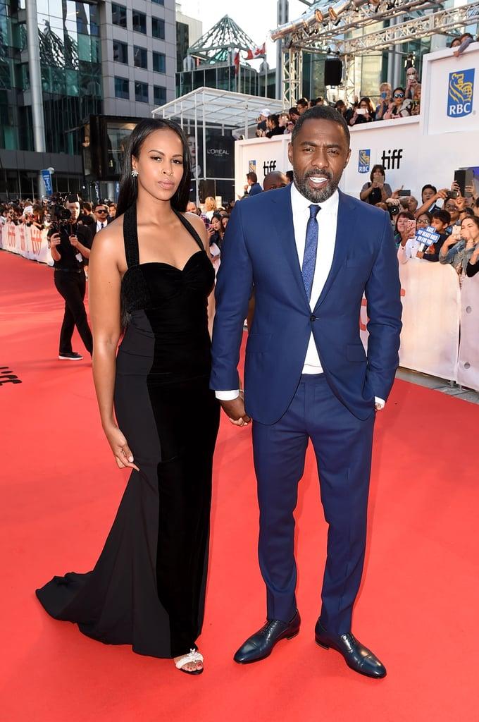 Sabrina Dhowre Reacts to Idris Elba Sexiest Man Alive News