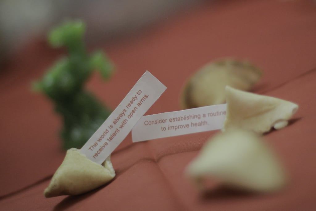 Old fortune cookie fortunes
