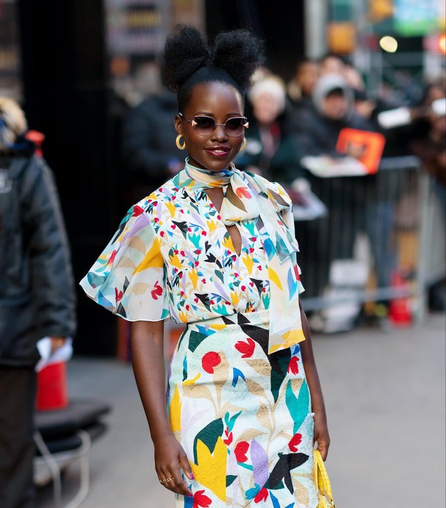 Lupita Nyong'o's Beauty Looks