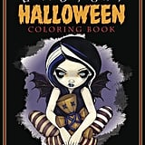 Halloween Coloring Book: A Spine-Tingling Fantasy Art Adventure ($14)