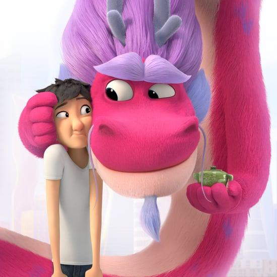 Netflix's Wish Dragon Movie Trailer and Photos