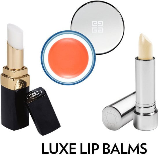 Beauty Must Haves Givenchy, Chanel and Becca Lip Balm
