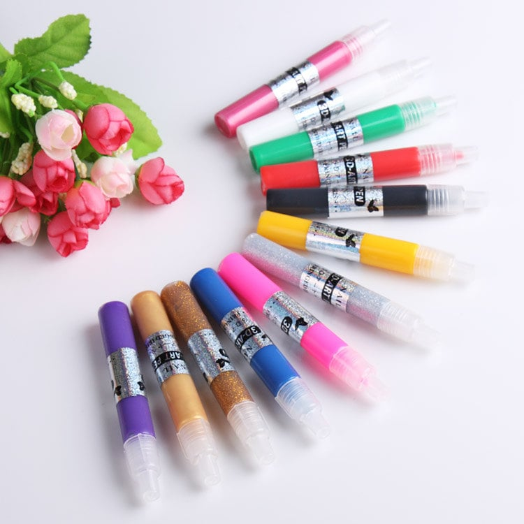 12-Piece Nail Art Pen Set | Cheap Gifts For College ...