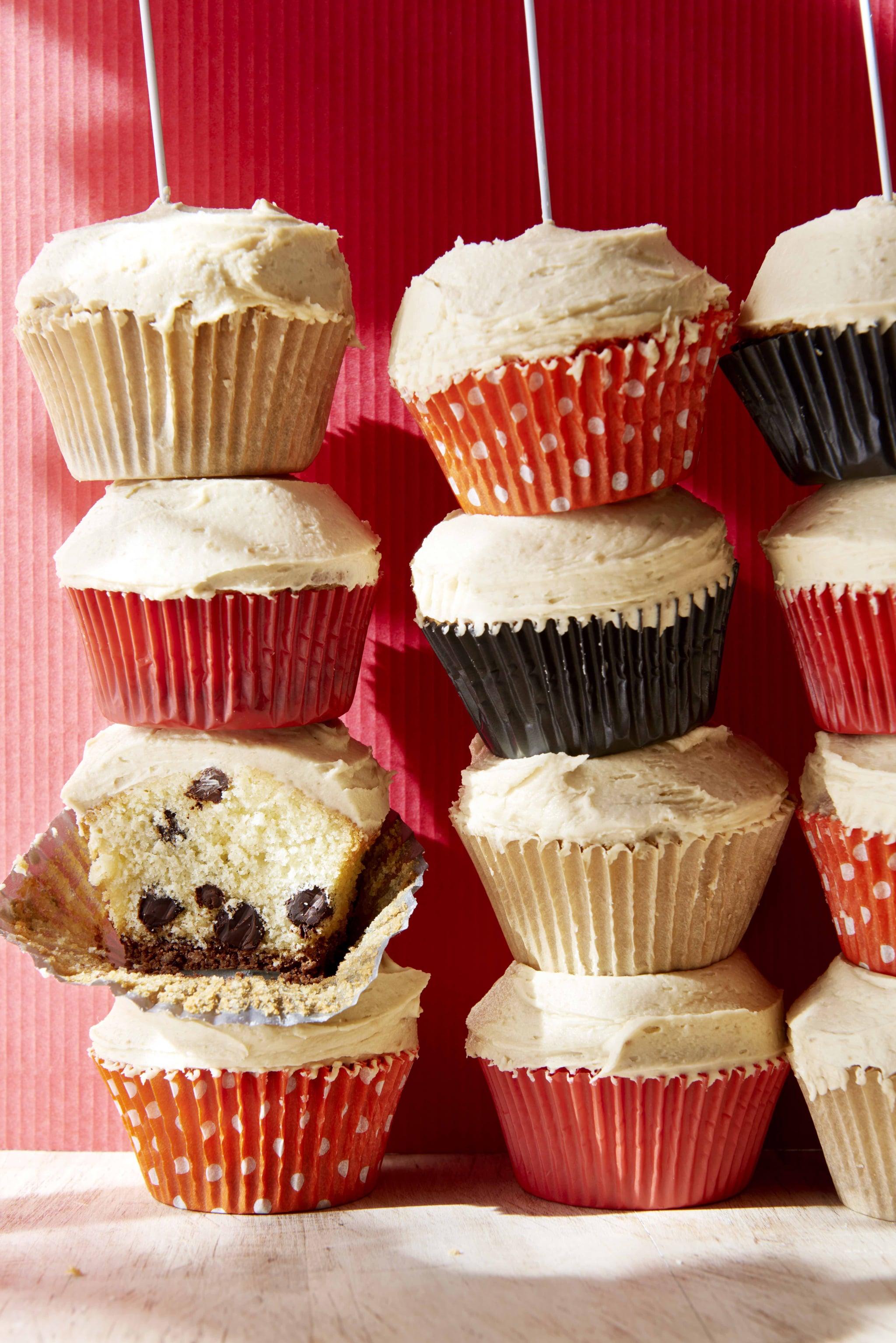 Sprinkles Chocolate Chip Cookie Cupcakes Recipe | POPSUGAR Food