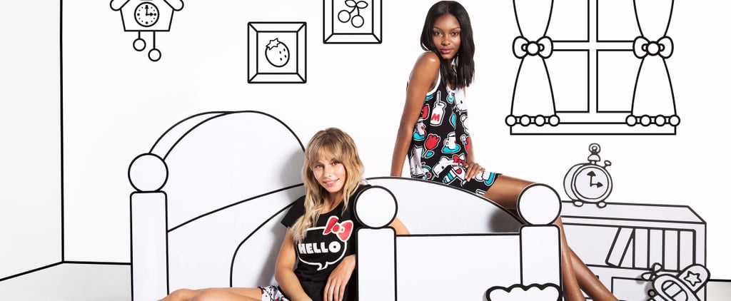 Hello Kitty Loungewear Is Coming to Target — Get a Sneak Peek at the Adorable Collection