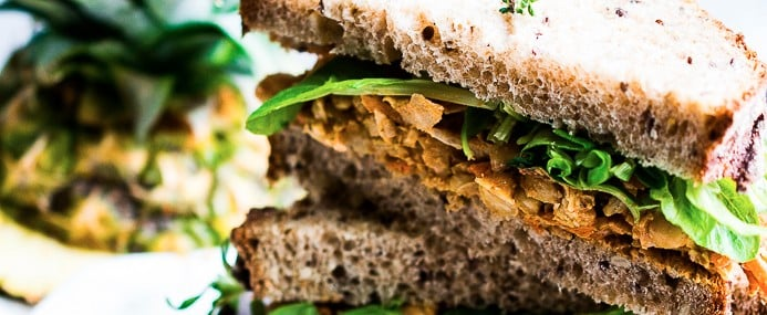 Smashed Chickpea Sandwich Filling Ideas