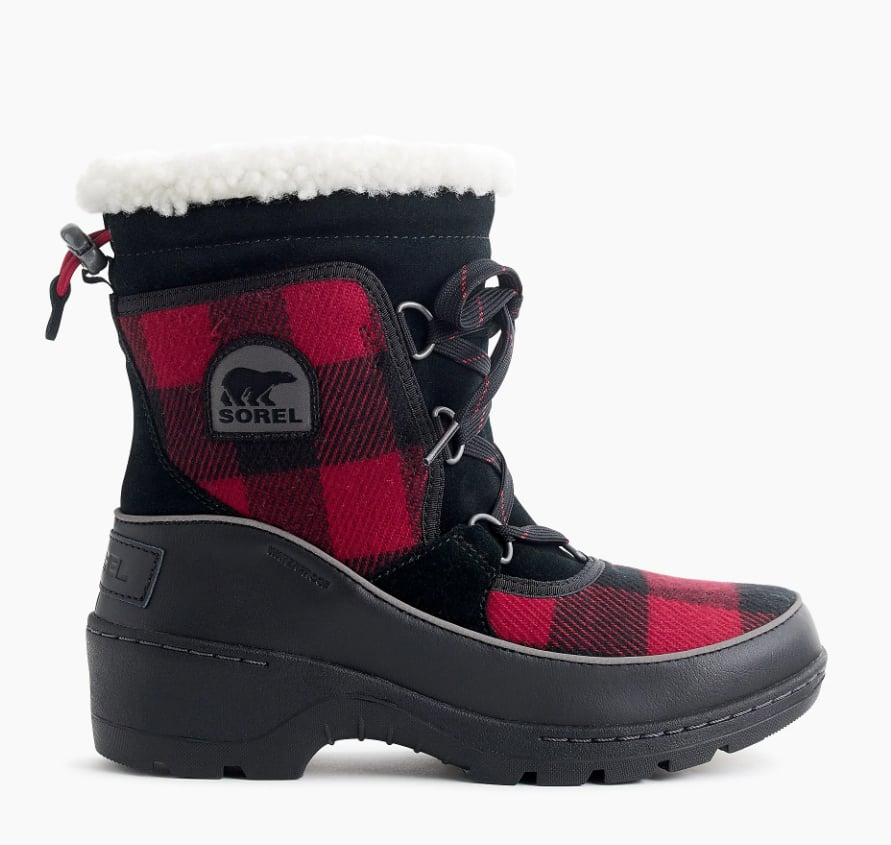 J.Crew X Women's Sorel Tivoli III Boot | Stylish Winter