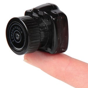 World's Smallest Digital Camera