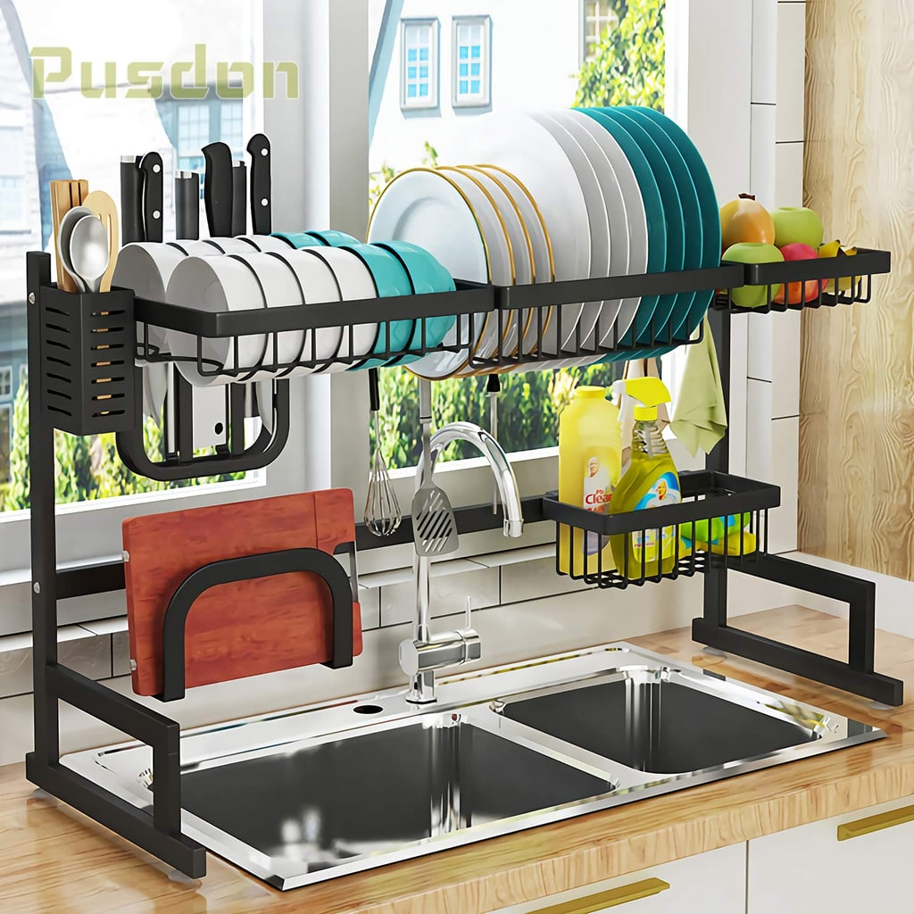 If You Have a Tiny Kitchen, These 15 Space-Saving Products From Amazon Will Change Your Life