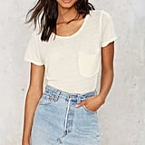 After Party by Nasty Gal Drifter Denim Skirt, $103