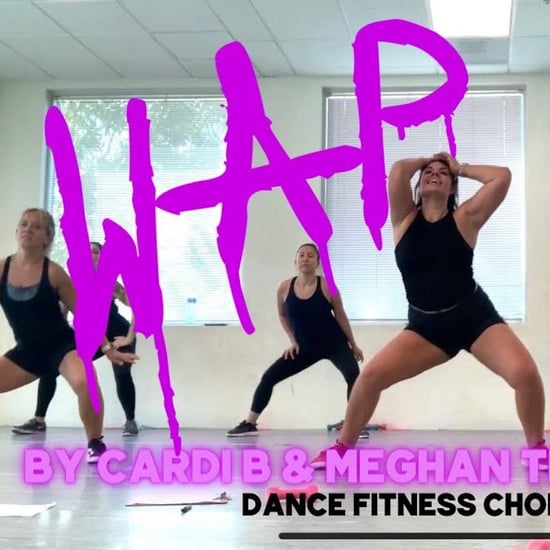 "A HIIT Dance Cardio Workout to ""WAP"""