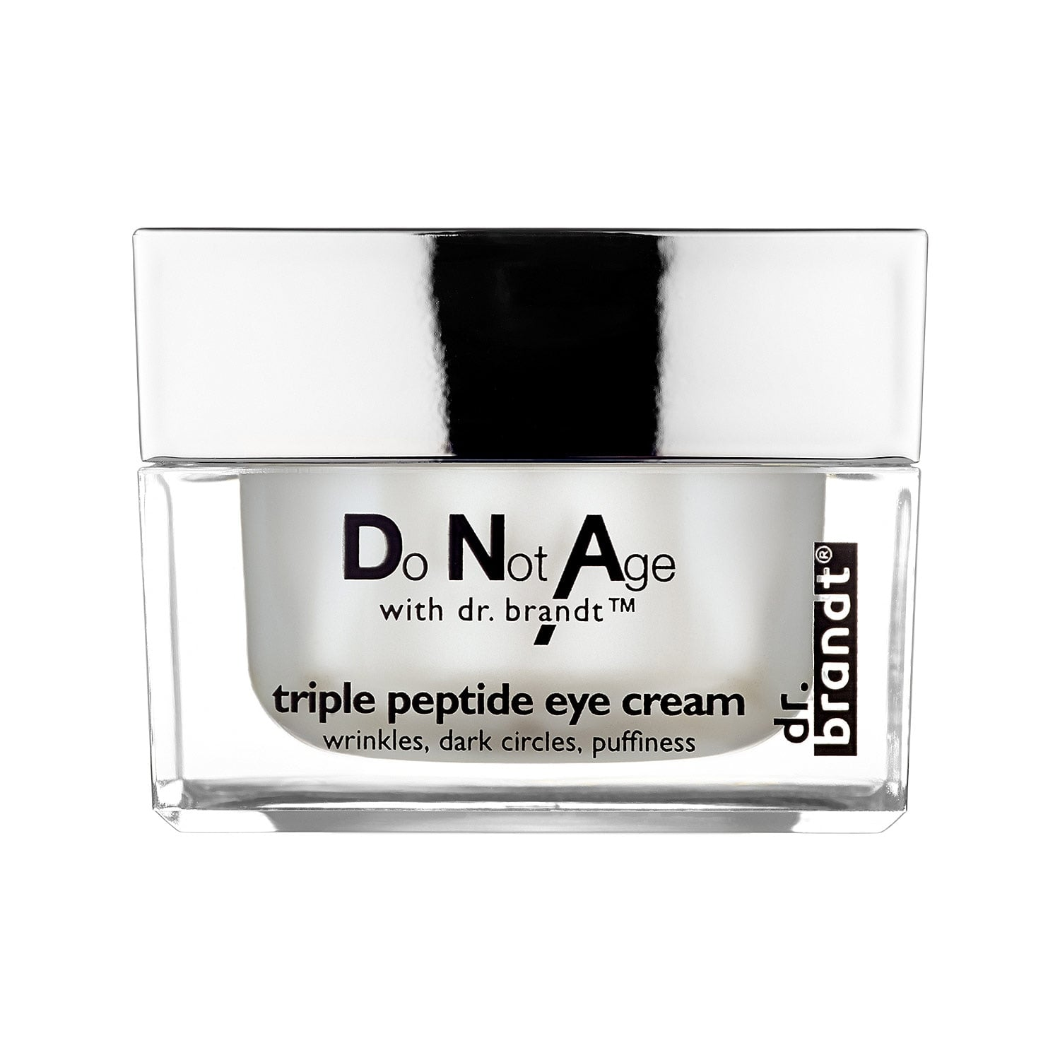 Dr Brandt Skincare Do Not Age With Dr Brandt Triple Peptide Eye Cream Here Are Sephora S Very Best Vitamin C Eye Creams To Tackle Dark Circles And Puffiness