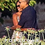 Barack and Michelle Obama Italy Pictures May 2017