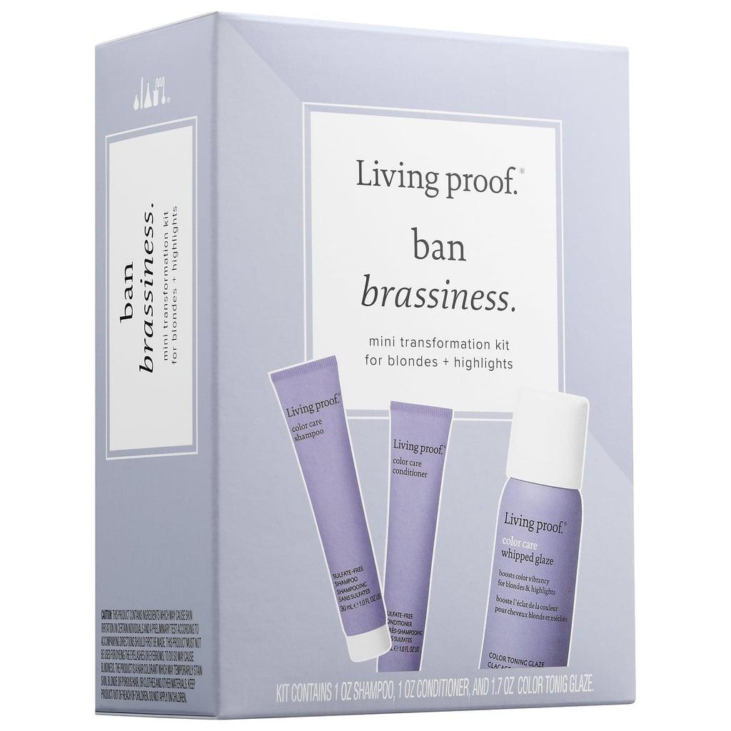 Living Proof Ban Brassiness Mini Transformation Kit
