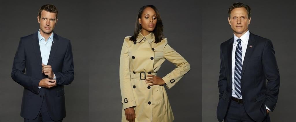 Who Should Olivia Be With on Scandal?