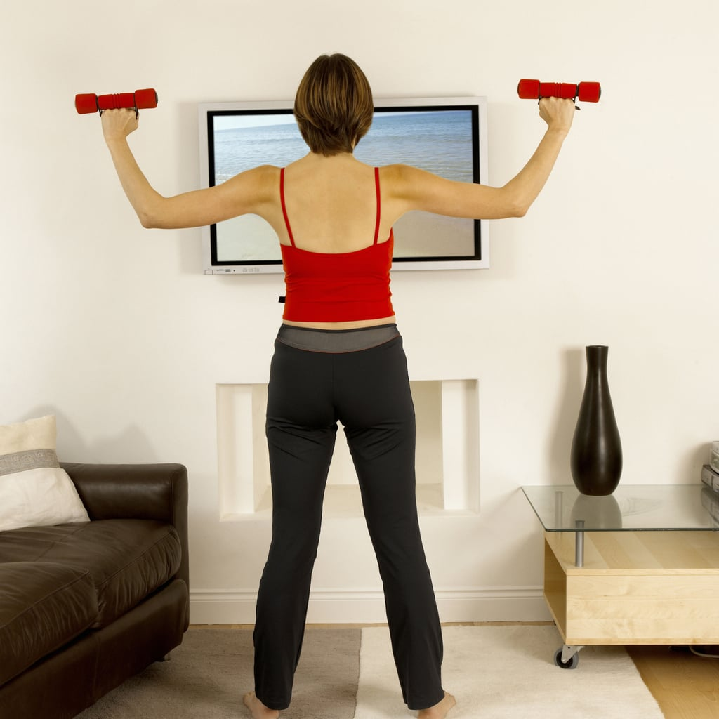 Ways to Quickly Strength Train at Home or Work