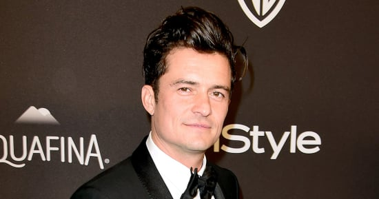 Orlando Bloom Has a Secret Instagram Account — and Miranda Kerr Wrote in the Comments!