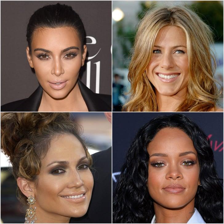Celebrity Nude Lipstick Inspiration