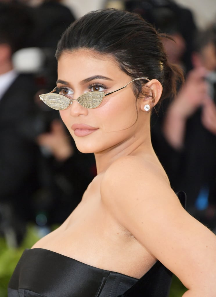 1ab5525594f Kylie Jenner Alexander Wang Met Gala Dress 2018
