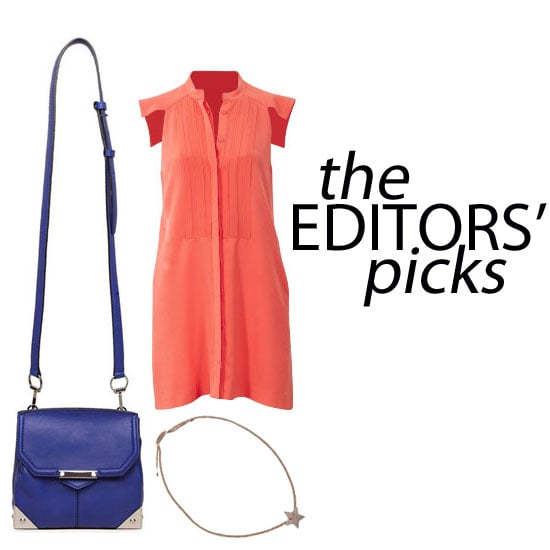 Editor's Picks: What We Want Right Now! J.Crew Chinos, Alexander Wang Bags, Dion Lee Dresses & much more!