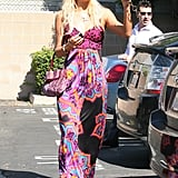 Photos of Paris Hilton in LA