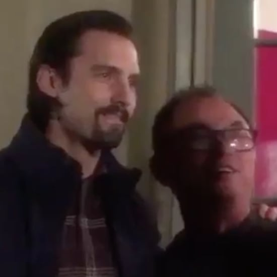 Milo Ventimiglia Surprises a Fan Watching This Is Us Video