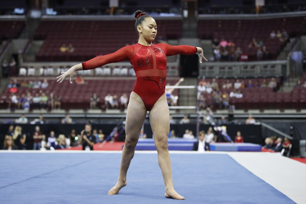 Meet Sunisa Lee, a Rising Star For USA Gymnastics